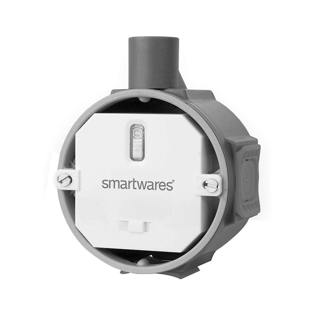 smartwares Smart Home Licht & Komfort - Funk-Einbaudimmer 200 W »SH5-TBD-02A«