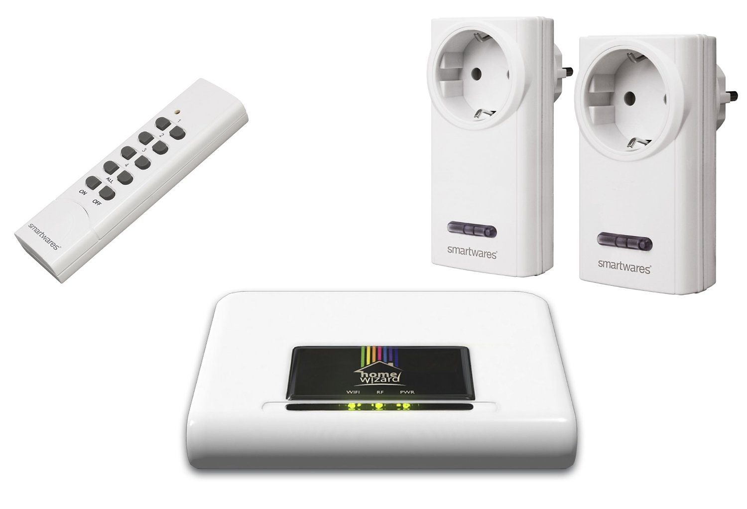 smartwares Smart Home Komfort - Starter Set »HWK-000«