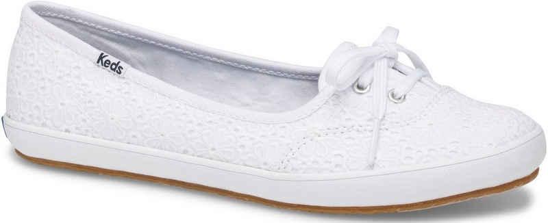 Keds »TEACUP EYELET« Sneaker Ballerinas
