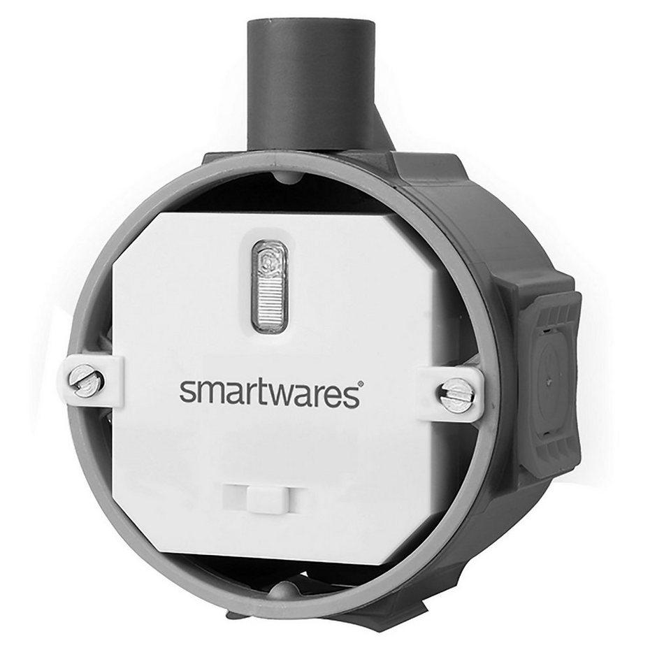 smartwares Smart Home Energie & Komfort »SH5-RBS-10A« in silber