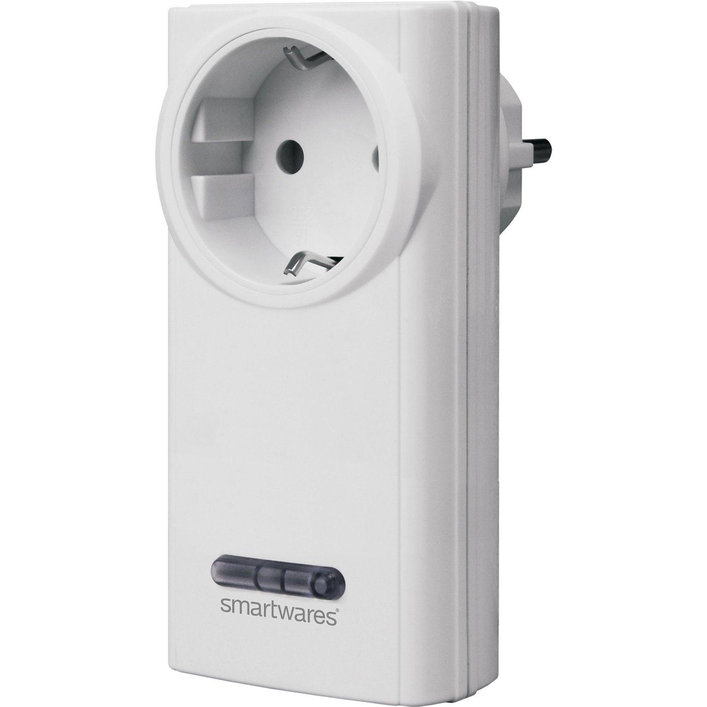 smartwares Smart Home Licht & Komfort - Funk-Steckdimmer 200 W »SH5-RPD-02A«