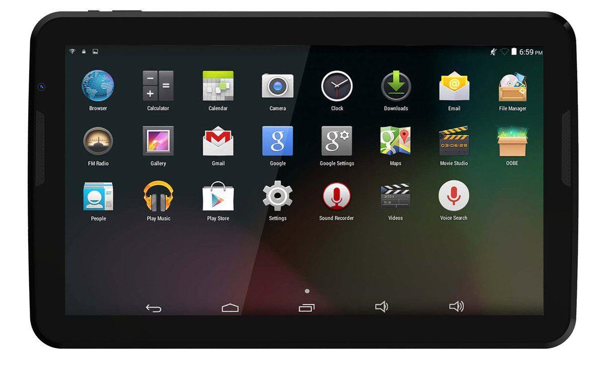Denver Tablet »TIQ-11003 26,9cm (10,6 Zoll), Android 5.1«