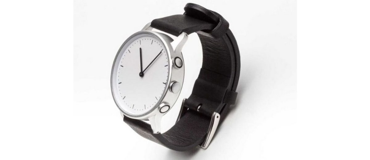 Nevo Smartwatch »Paris (L) - Fitness Watch«