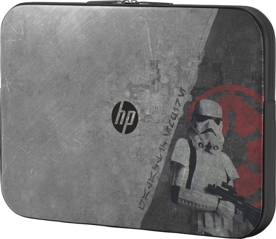 HP Star Wars Edition Notebooktasche in Grau