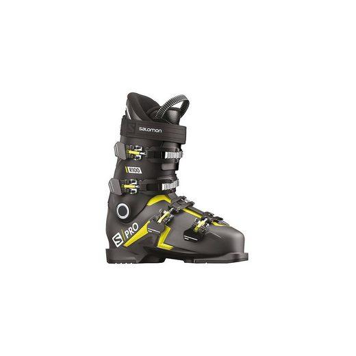 Salomon »Ski Schuhe S/PRO R100 Belluga M/BLACK/Ac« Skischuh