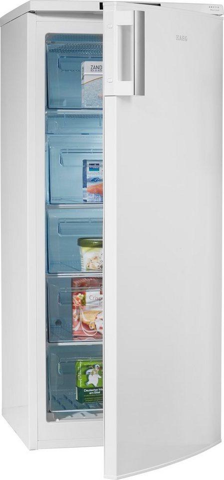 AEG Gefrierschrank A51700GSW0 / ARCTIS, A+, 125,0 cm hoch in weiß