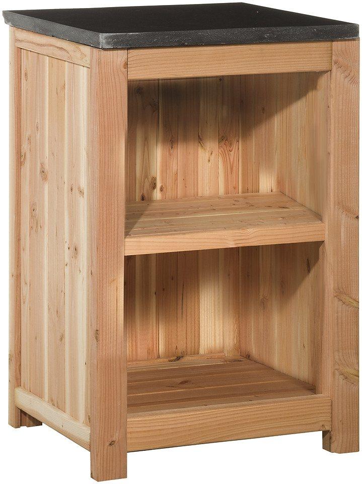 douglasienholz ka 1 4 chenregal 62x56x90 cm natur douglasie streichen lasur