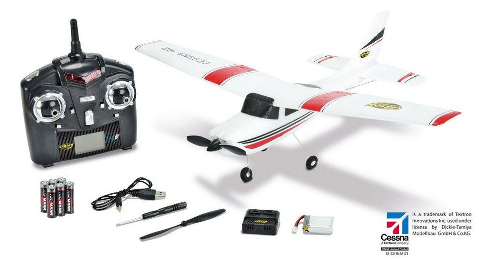 Carson RC-Komplett-Set Flugzeug, »Cessna Micro 2,4 GHz RTF«