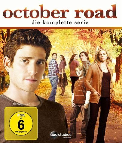 Blu-ray »October Road - Die komplette Serie (4 Discs)«