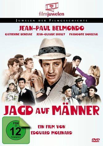 DVD »Jagd auf Männer«