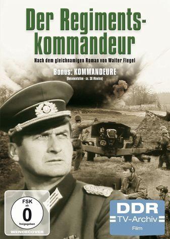 DVD »Der Regimentskommandeur«