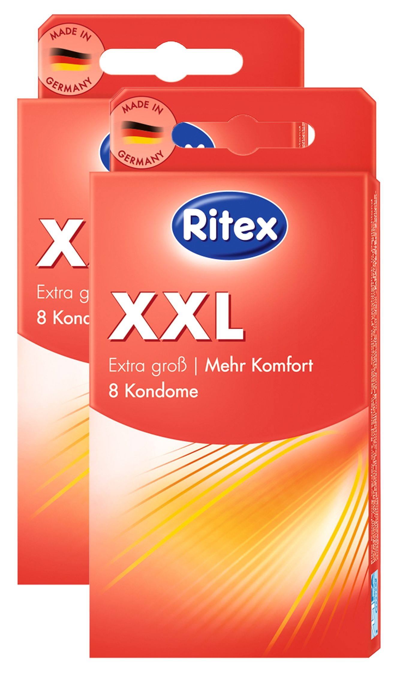 Ritex Kondome »XXL«, 2x8er/3x8er Packung