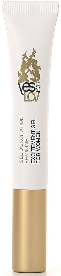 YESforLOV Gleitgel »Excitement Gel for Women«
