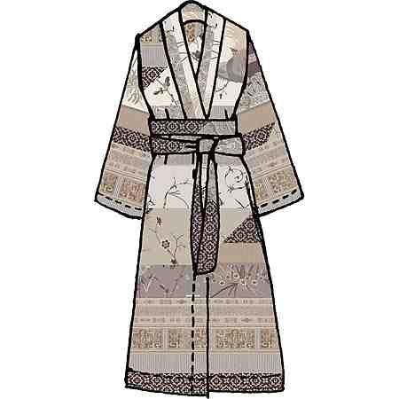 Kimono, Bassetti, »Grancollage«, im Mustermix