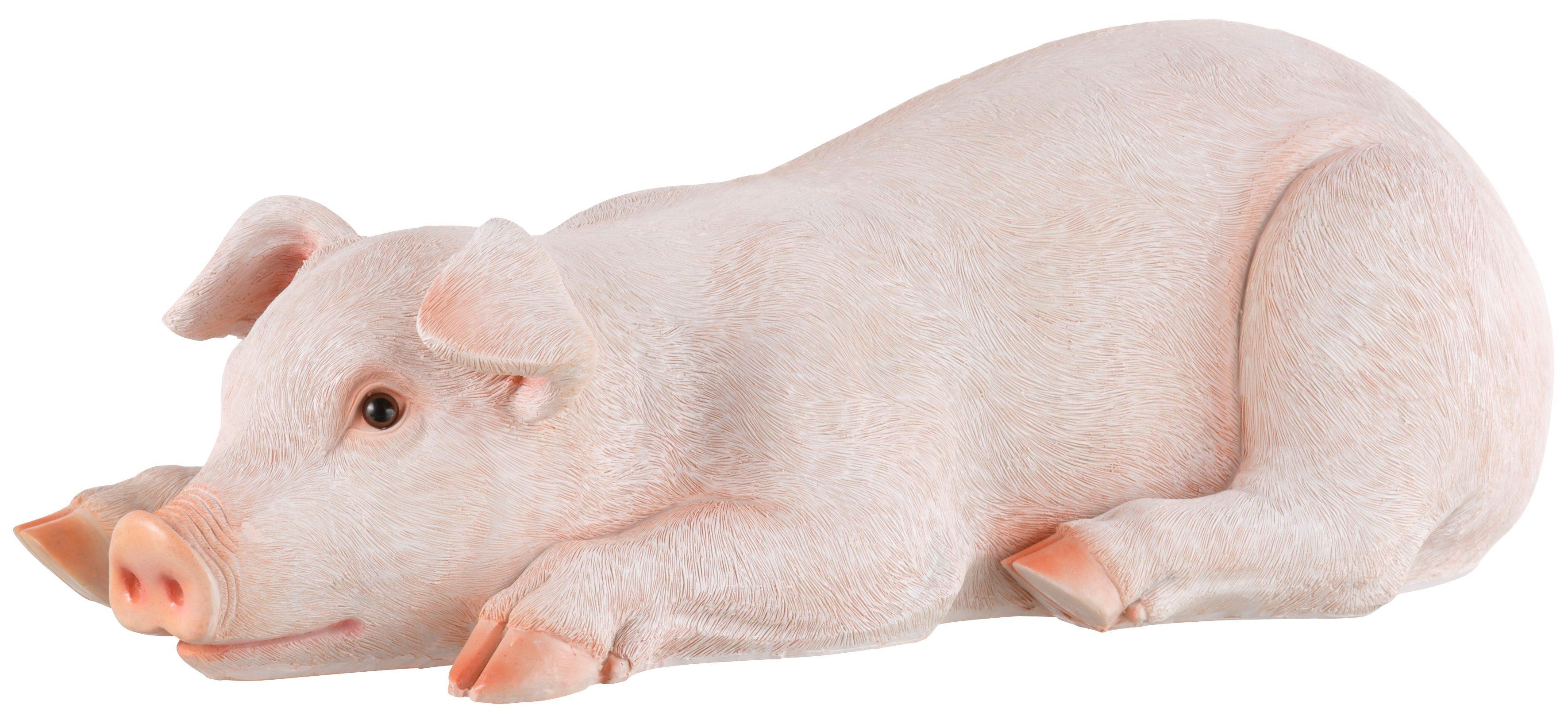 Home affaire, Dekofigur, »Schwein liegend«