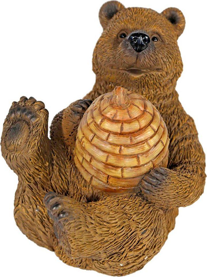 Home affaire Dekofigur »Braunbär« in braun