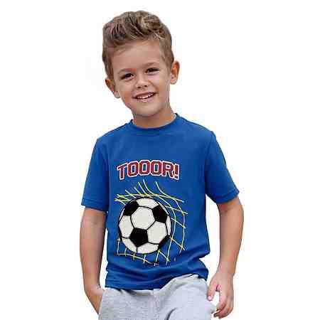 "KIDSWORLD T-Shirt ""Tooor!"""