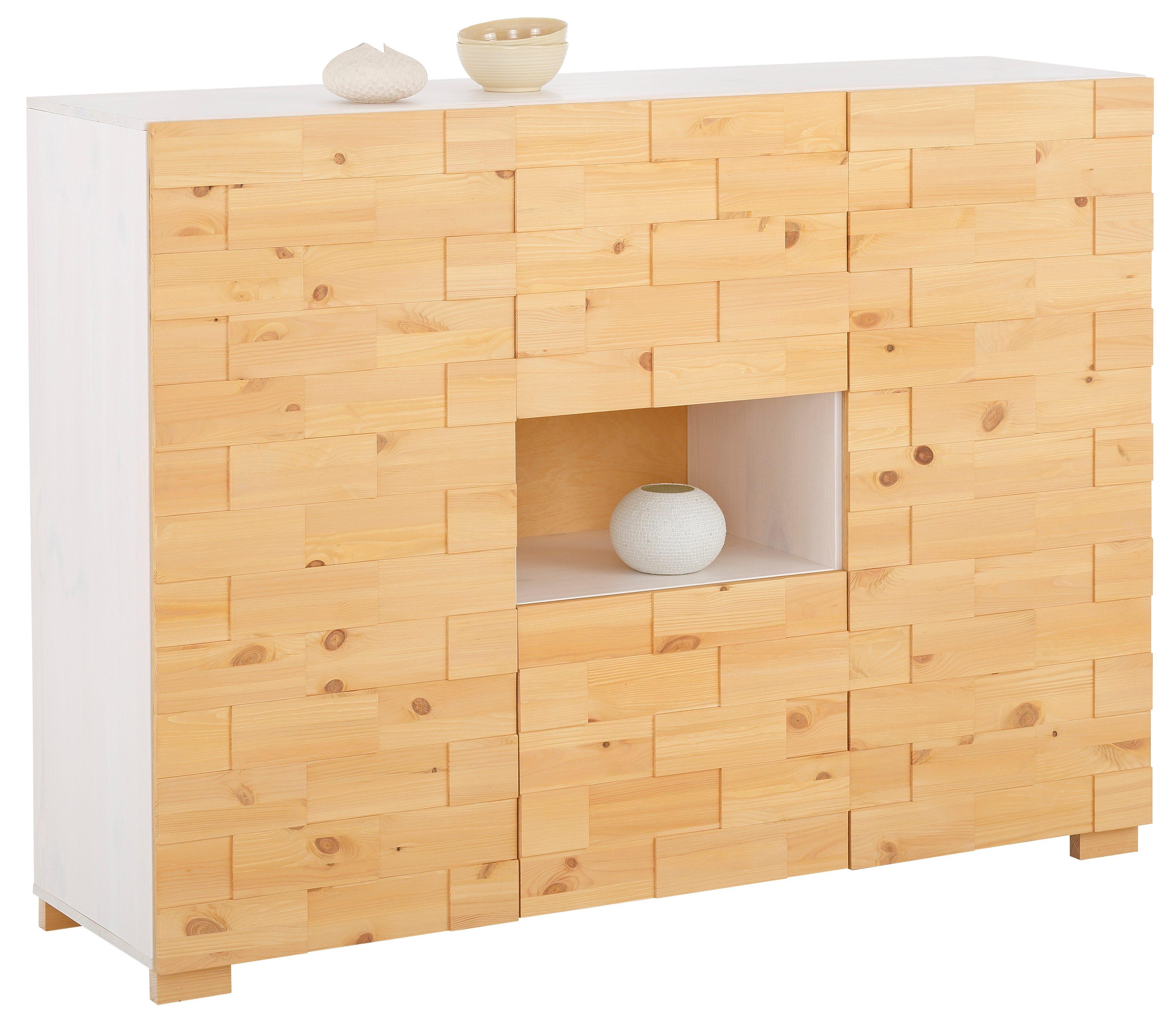 Home affaire Sideboard »Chokolade«, Breite 150 cm