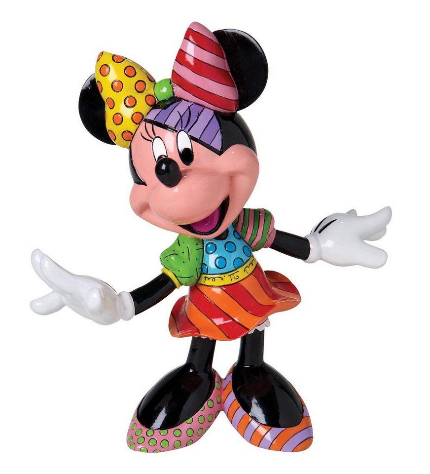 Disney by Britto Figur PopArt, »Minnie Mouse« in bunt