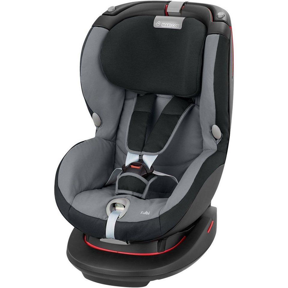 Maxi-Cosi Auto-Kindersitz Rubi XP, solid grey, 2016 in grau