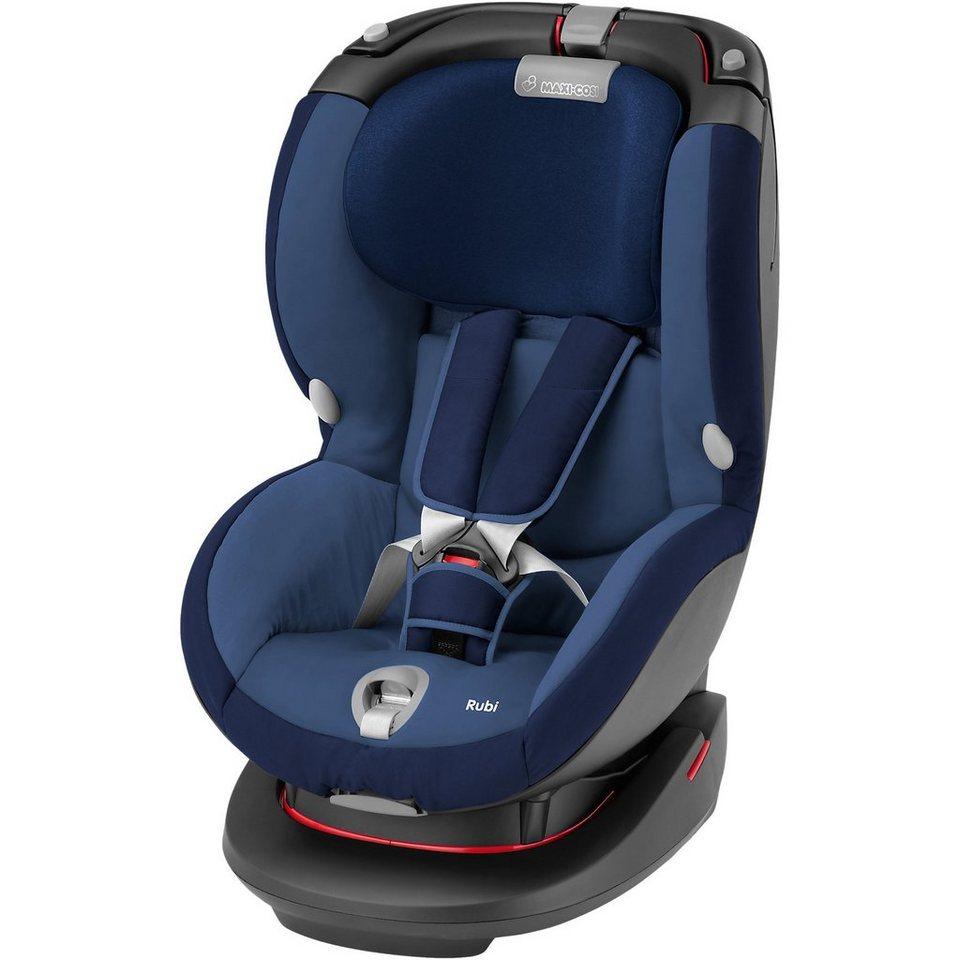 Maxi-Cosi Auto-Kindersitz Rubi XP, blue night, 2016 in blau