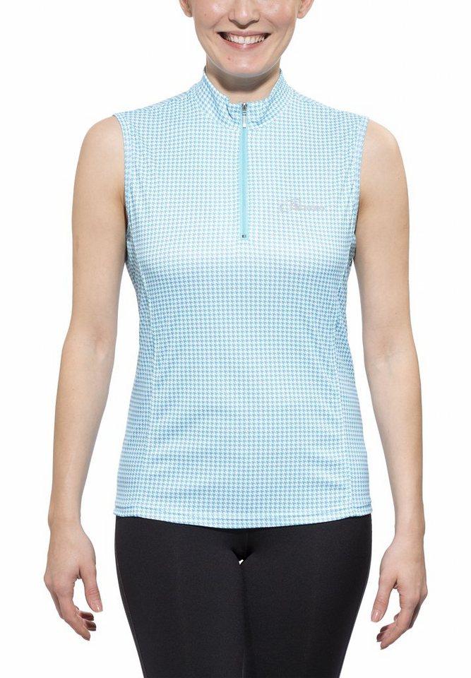 Gonso Radtrikot »Heidi Bike-Shirt Damen« in blau