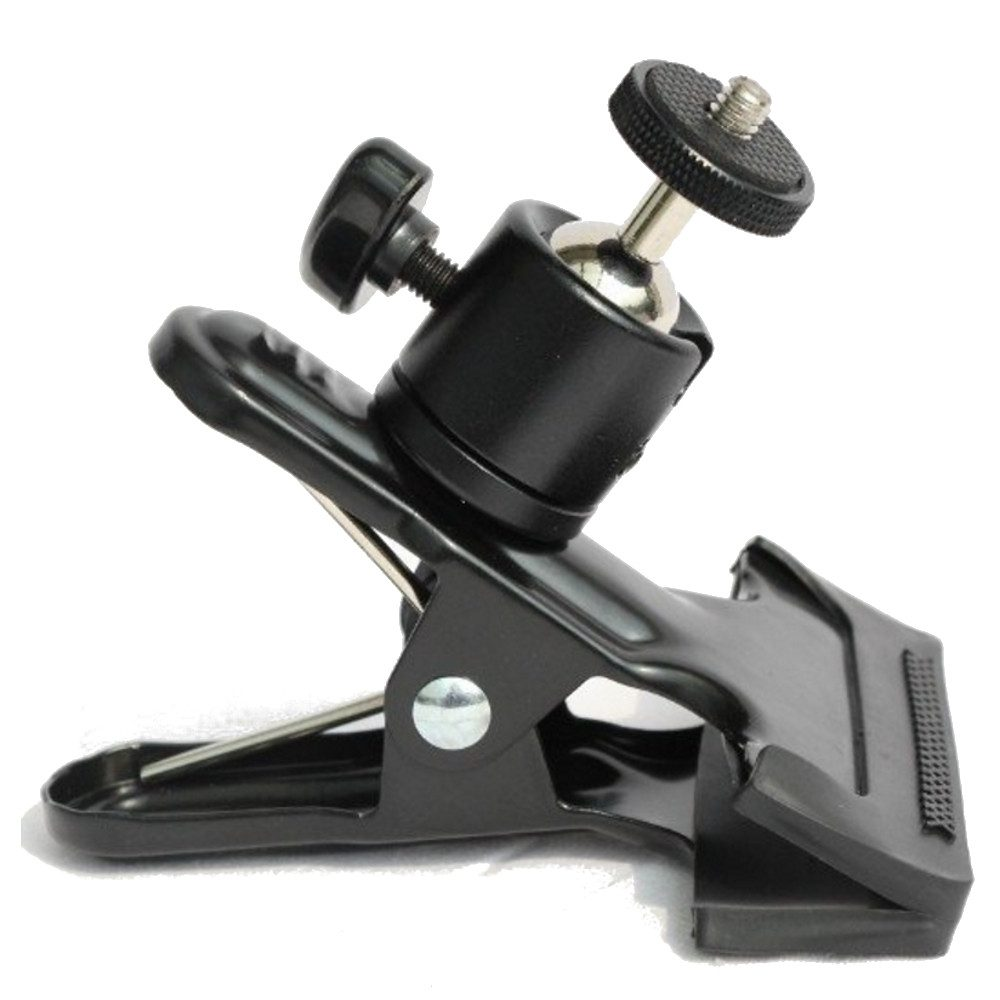 BRESSER Fotostudio »BRESSER BR-27 Klammer mit Kugelkopf«
