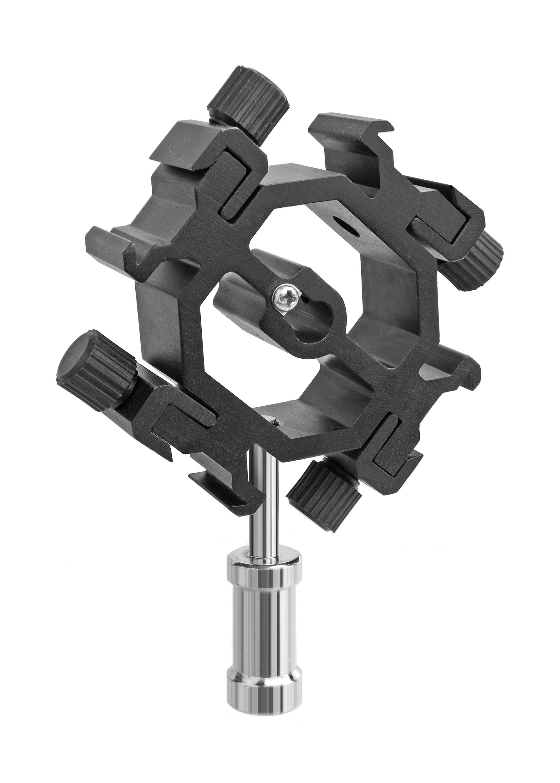 BRESSER Fotostudio »BRESSER JM-36 Blitzhalter für 4 Kamerablitze«
