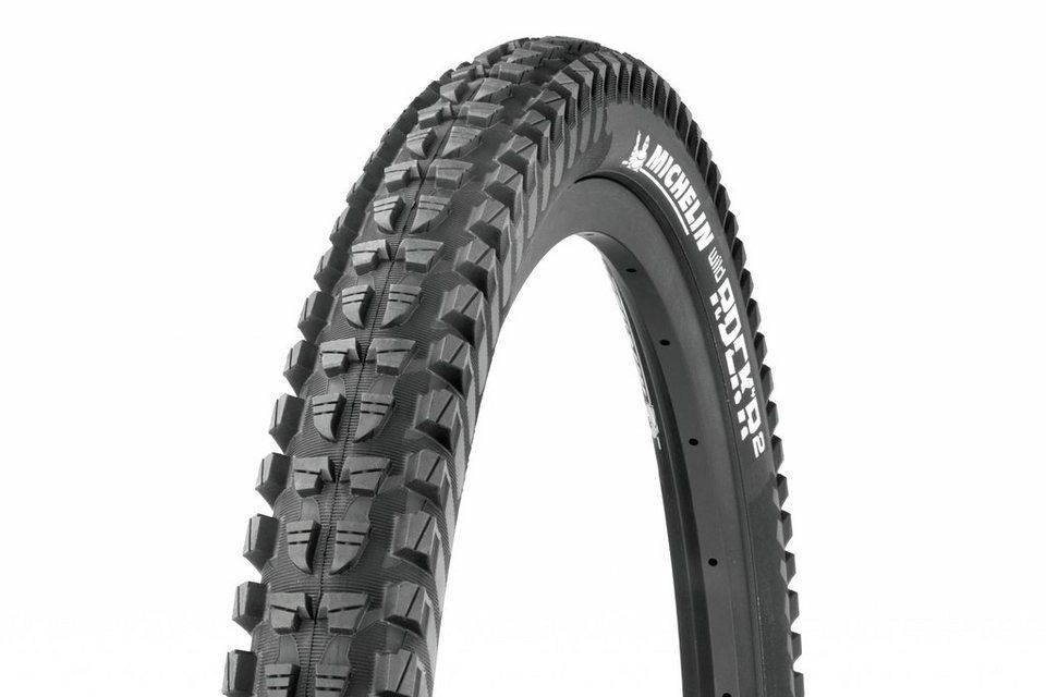Michelin Fahrradreifen »Wild Rock'R2 Advanced Fahrradreifen 26 x 2.35«