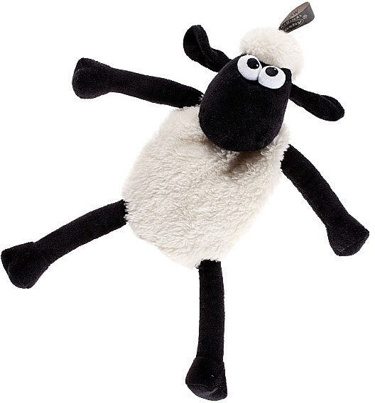Fashy Wärmekissen 6338 Shaun das Schaf, mit Rapssamenfüllung