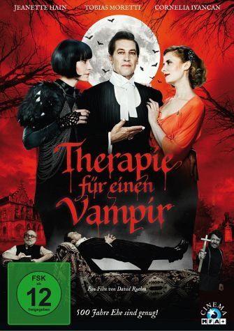 DVD »Therapie für einen Vampir«