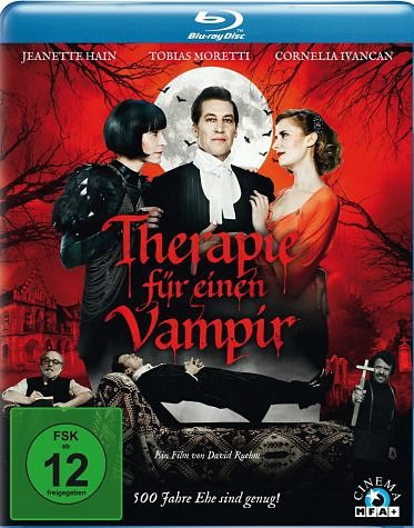 Blu-ray »Therapie für einen Vampir«