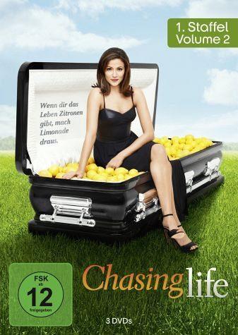 DVD »Chasing Life - 1. Staffel, Volume 2 (3 Discs)«