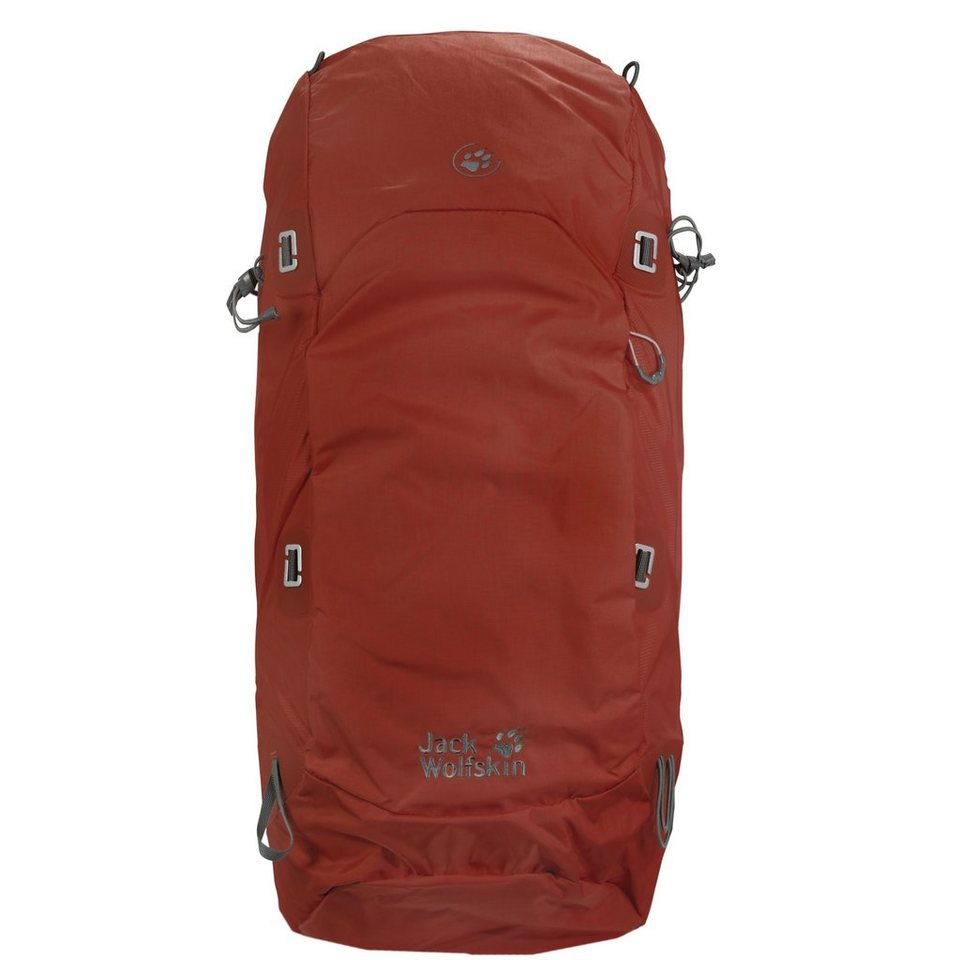 Jack Wolfskin Daypacks & Bags EDS Dynamic Pro 38 Pack Rucksack 70 cm in dried tomato
