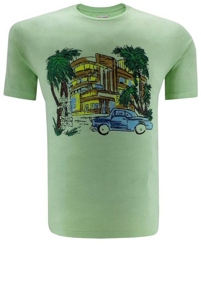 maxfort T-Shirt in Grün