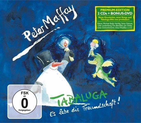 CD+DVD »Peter Maffay: Tabaluga - Es lebe die...«