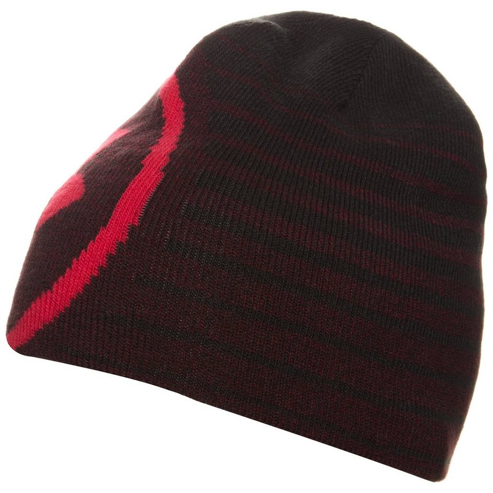 Under Armour® ColdGear Billboard Update Beanie Herren in dunkelrot / rot