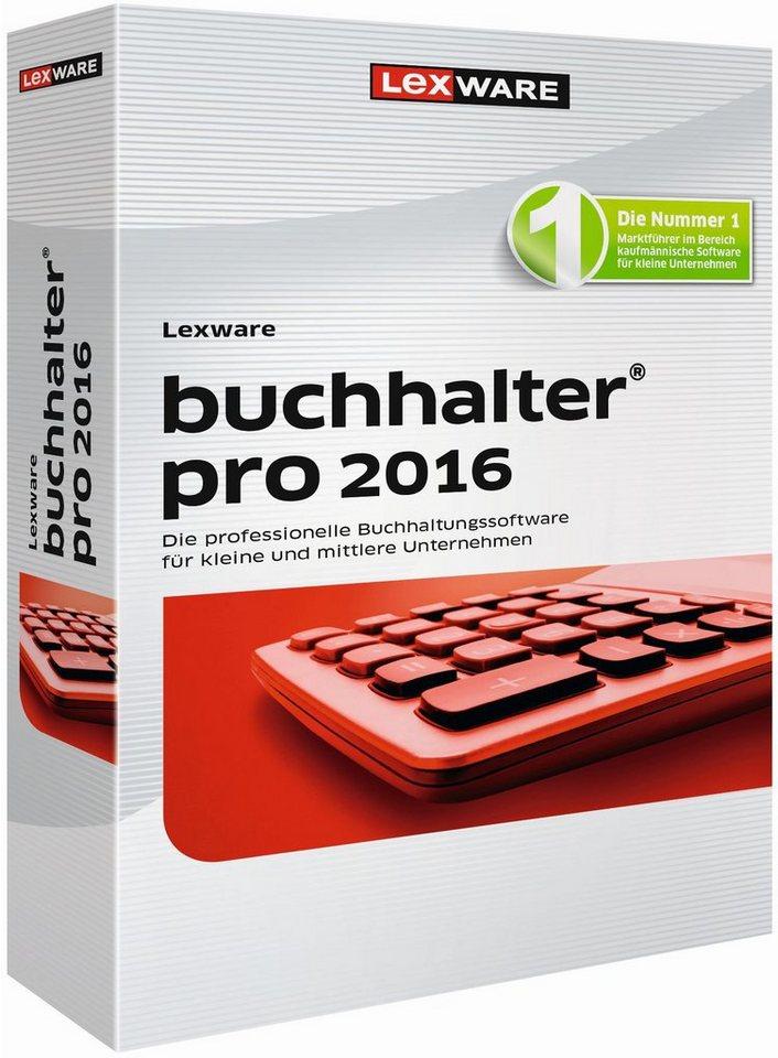 Lexware Buchhaltung »buchhalter pro 2016«