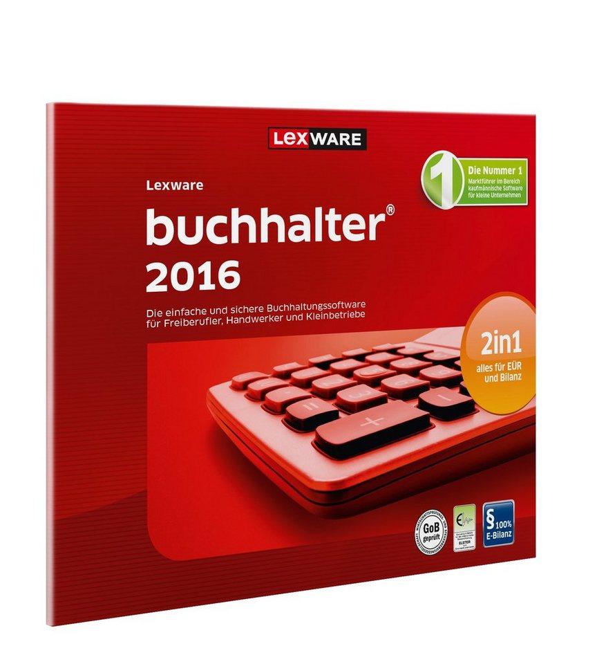 Lexware Buchhaltung »buchhalter 2016«