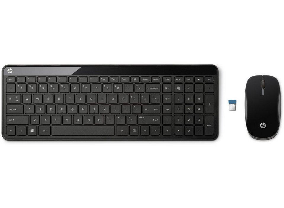 HP Maus & Tastatur »HP C6020 WIRELESS DESKTOP«