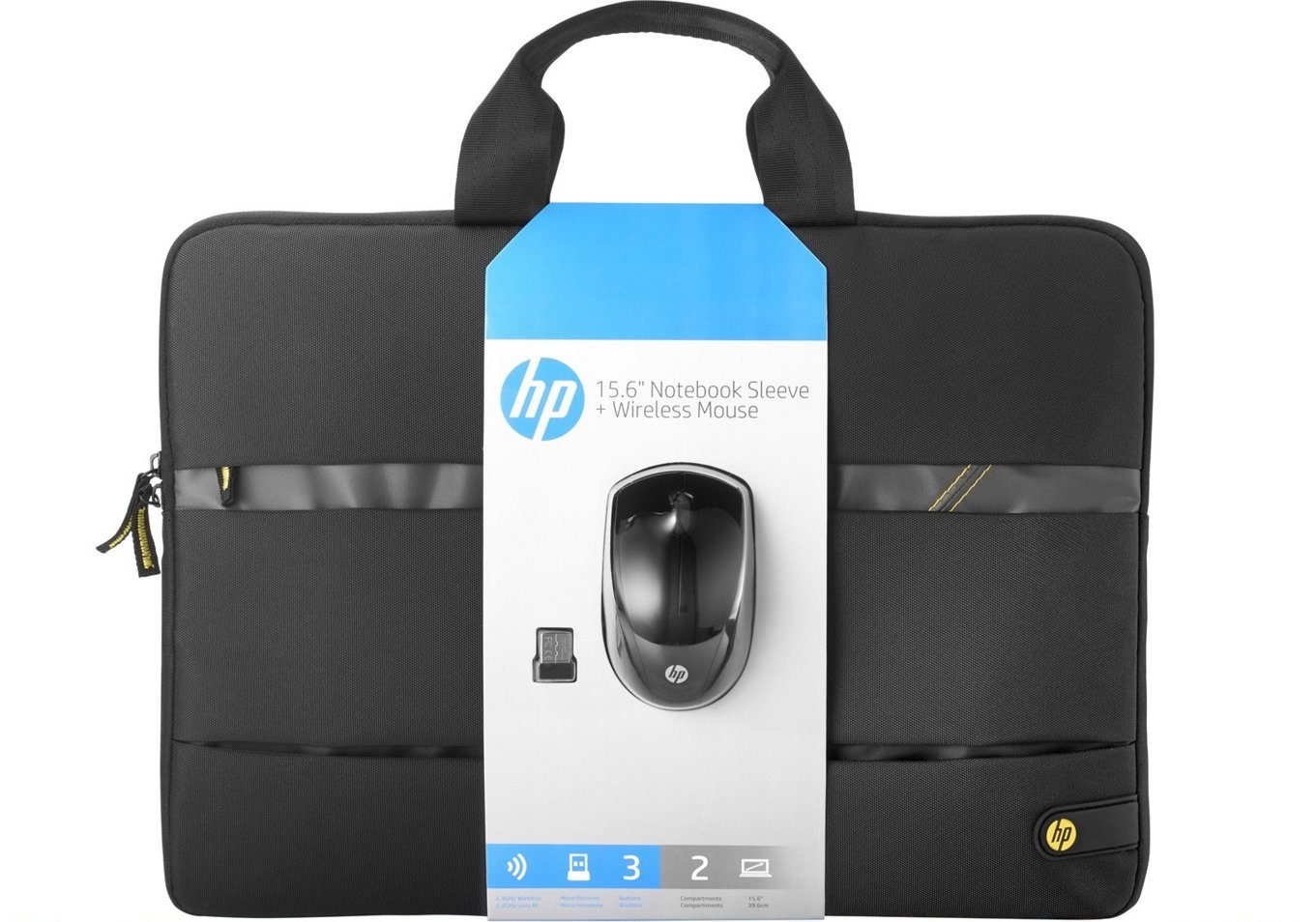 HP Starter-Kit »39.6 cm (15.6') Wireless Essentials Kit«