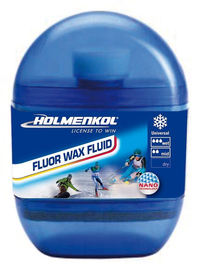 Holmenkol Skiwachs »Natural Wax Fluid 75ml Skiwachs« in transparent