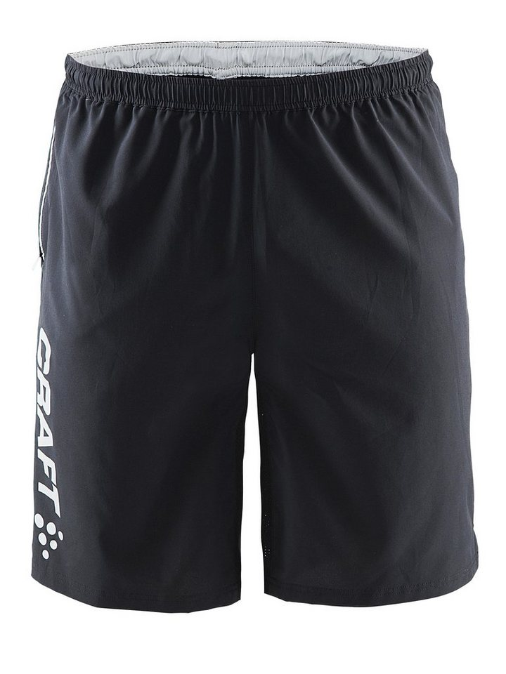 Craft Laufhose »Precise Shorts Men« in schwarz