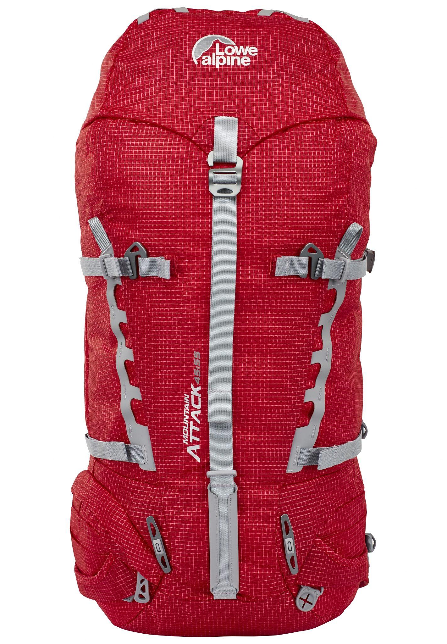 Lowe Alpine Sport- und Freizeittasche »Mountain Attack 45:55 Backpack«