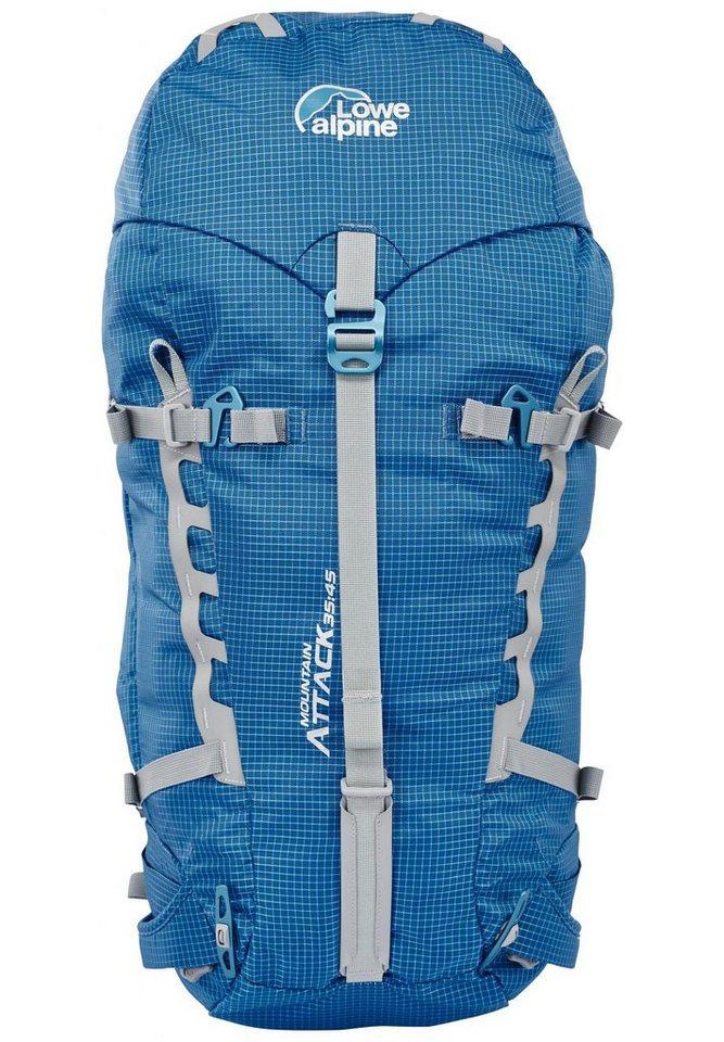 Lowe Alpine Sport- und Freizeittasche »Mountain Attack 35:45 Backpack« in blau