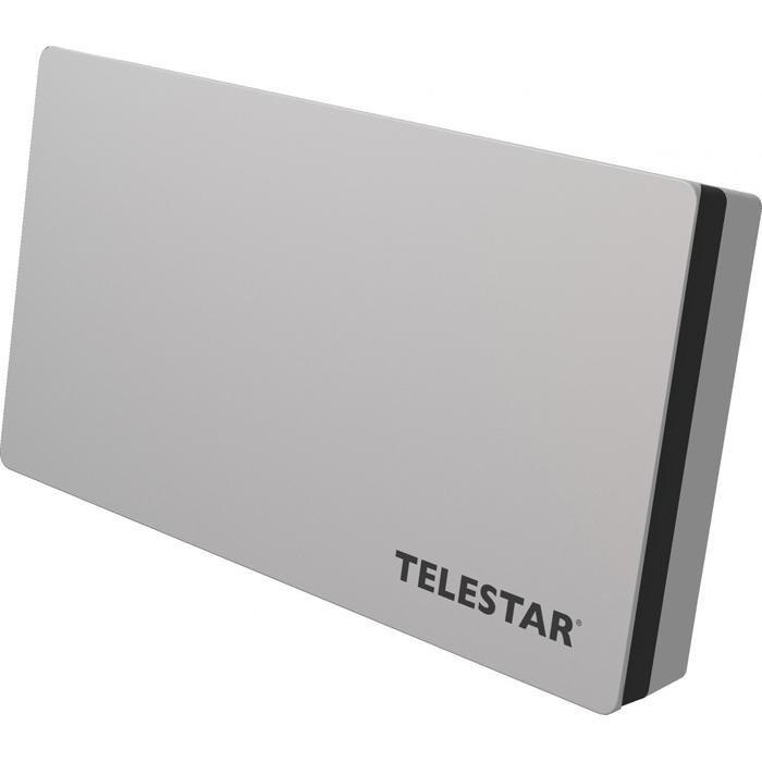 TELESTAR Sat-Antenne »TELESTAR DIGIFLAT 2« in hellgrau