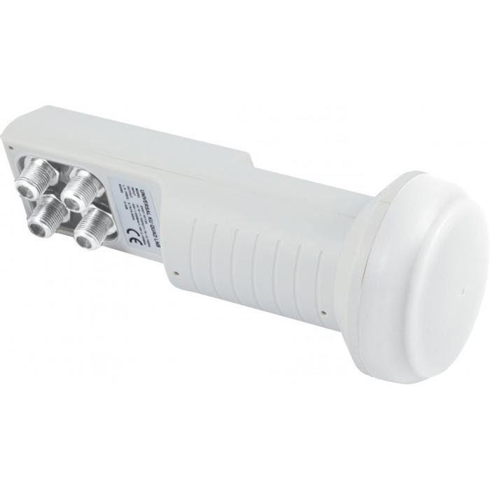 TELESTAR Quattro-Switch LNB »SKYQUAD LNB«