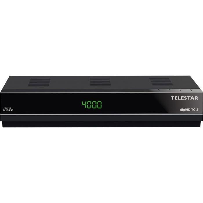 TELESTAR HDTV-Kabelreceiver »digiHD TC 2« in schwarz