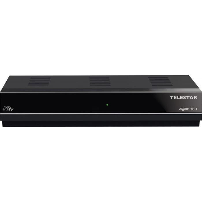 TELESTAR HDTV-Kabelreceiver »digiHD TC 1« in schwarz