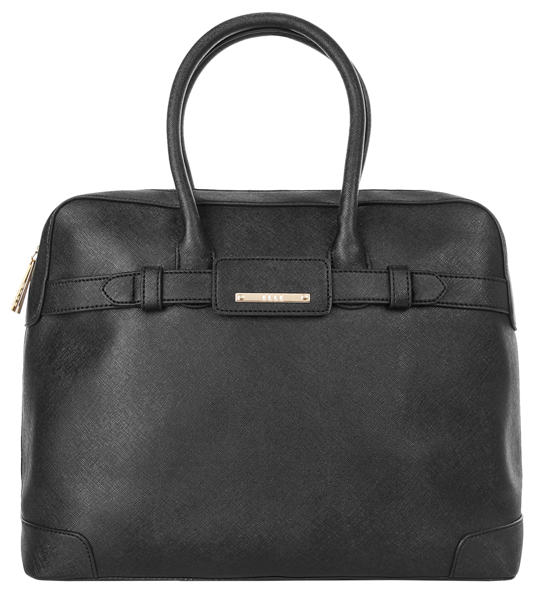 ELLE Damen Shopper »Saffiano«